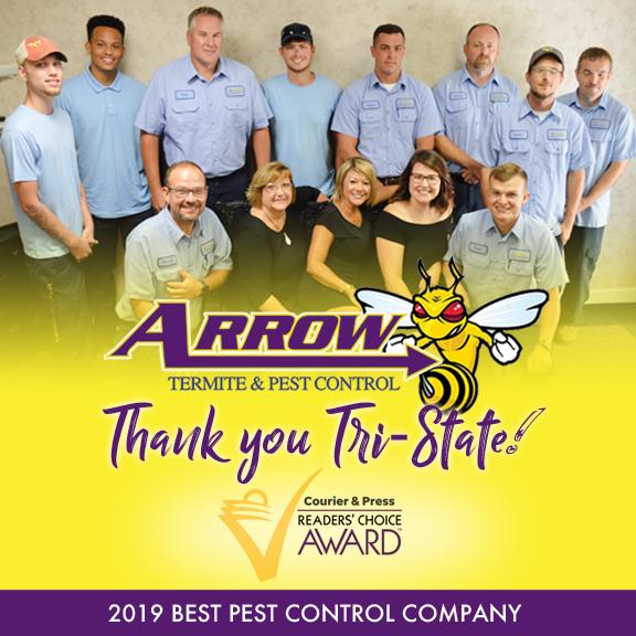 Arrow Termite And Pest Control Evansville Henderson Mt Vernon